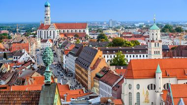 Augsburg ist Väter-Hochburg