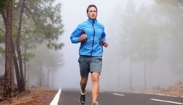 Ausdauersport steigert die Leistungsfähigkeit der Lunge