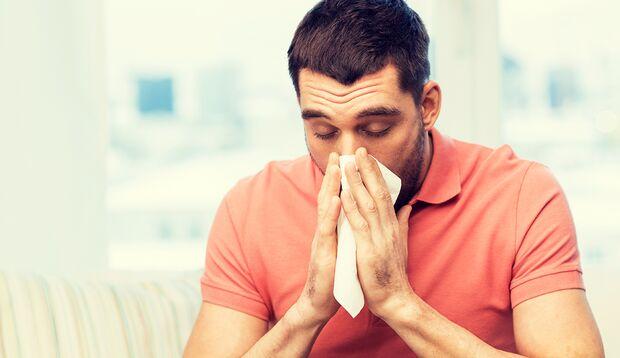 Ausschnauben ist eigentlich die unnatürlichste Nasenreinigung