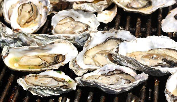 Austern zu grillen ist gar nicht so schwer