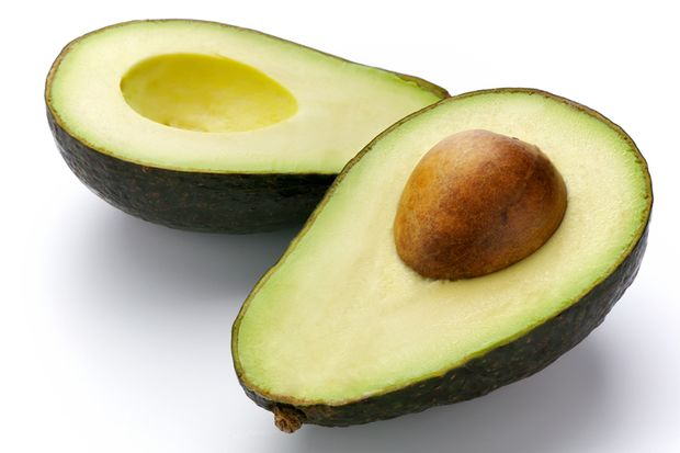 Avocado enthält viele gesunde Fettsäuren