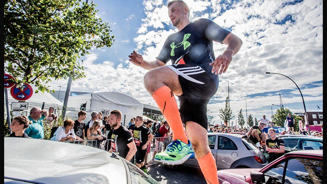 BKK Mobil Oil Urban Challenge 2017: das laufsportliche Sommerhighlight in Hamburg