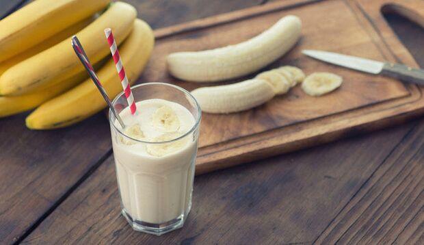 Bananen enthalten viel Fruktose