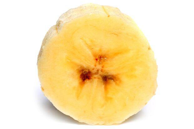 Bananen sind gute Nervennahrung
