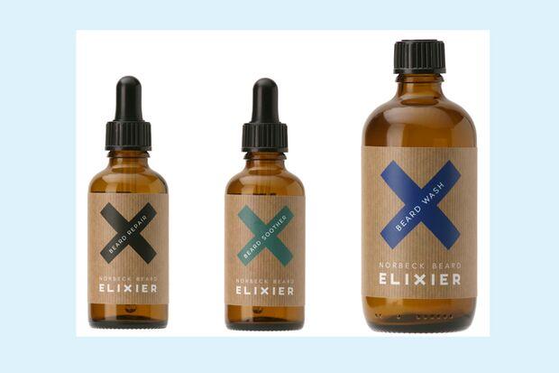 Bart-Pflege-Produkte von Norbeck Beard Elixier