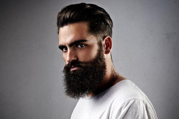 Bartfrisuren mit sehr langen Vollbärten heißen ZZ