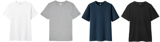 Basic Thirts - Weekday- Zara - Uniqlo - COS