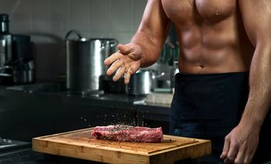 Basis-Ernährungsplan mit Fisch und Fleisch für 4 Wochen