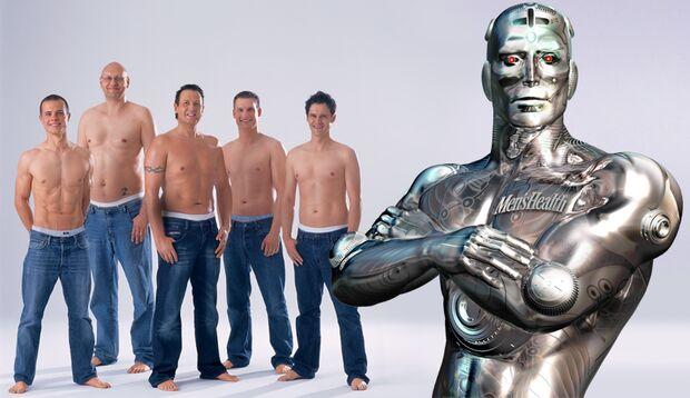 Bauch weg: Der Men's-Health-Abnehm-Coach