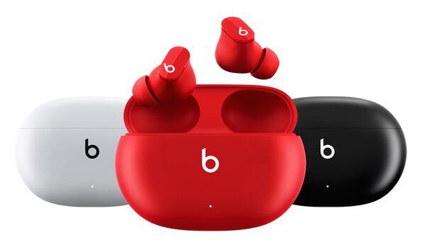 Beats Studio Buds: kleine, leichte Ohrhörer mit vielen Features