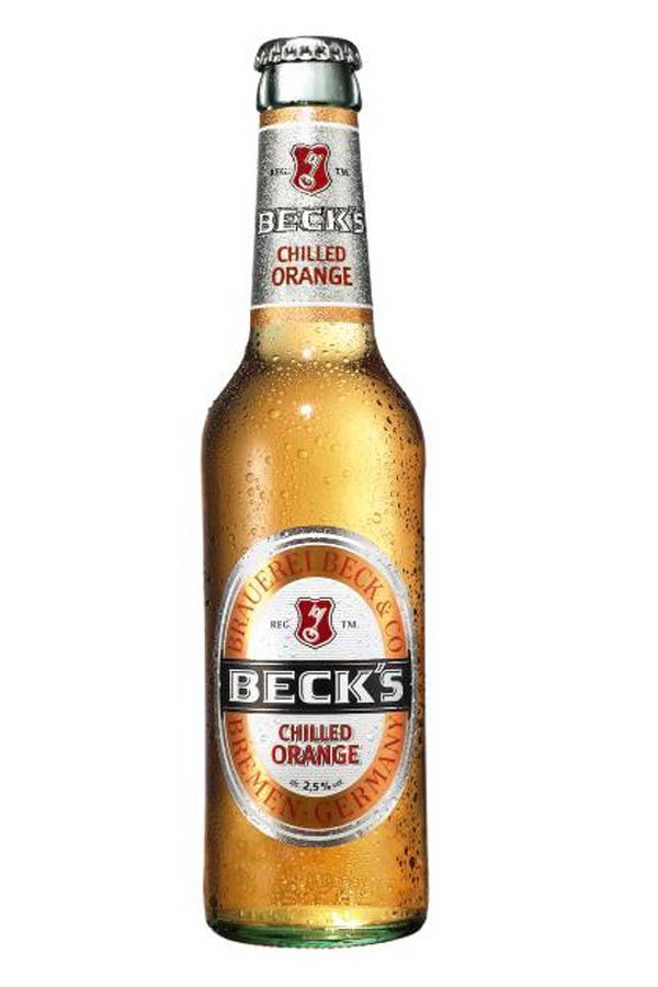 Beck's Chilled Orange
