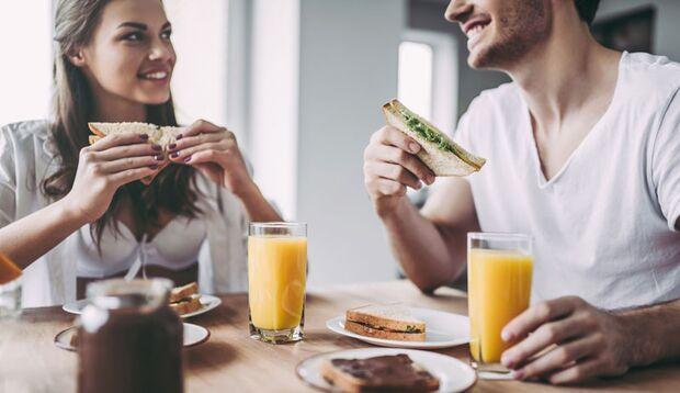 Begehen Sie auch diese 5 Frühstücks-Fehler?