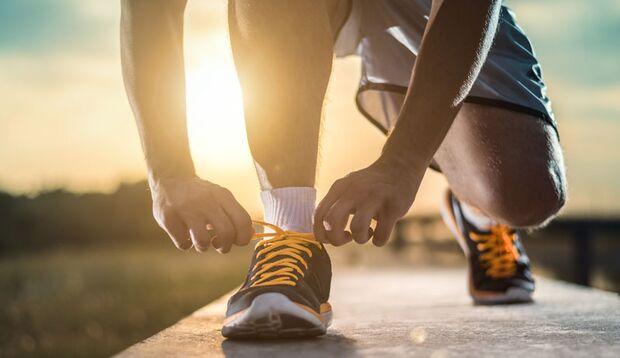 Bei Fußproblemen sollten Sie immer Einlagen in den Schuhen tragen