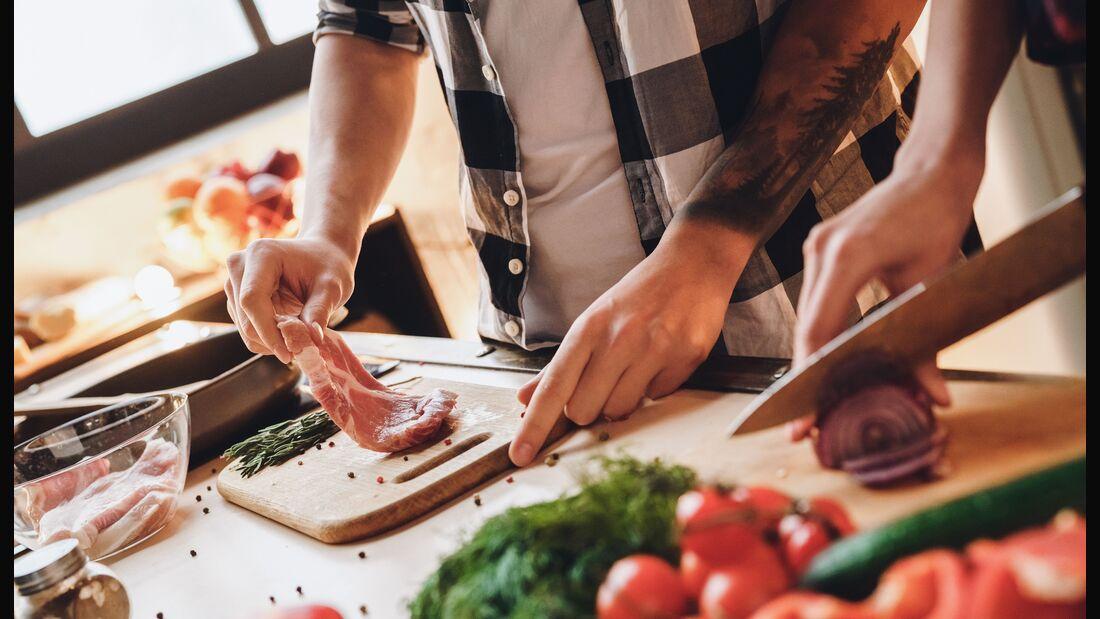 Bei der Low-Carb-Diät sind kaum Kohlenhydrate erlaubt