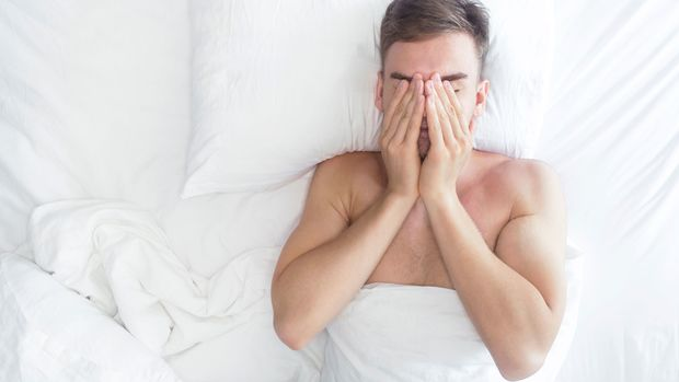 Bei einer Spermaallergie treten nach dem Orgasmus grippeähnliche Symptome auf