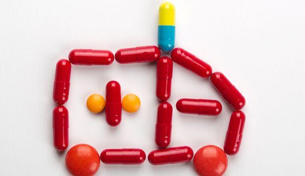 Bei falscher Anwendung der Tabletten landen Sie womöglich im Krankenhaus