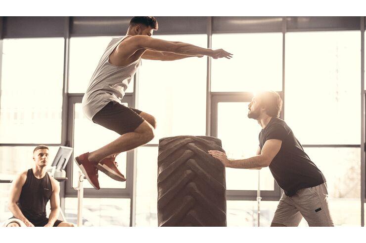Ring Springseil Kalorien Fitnessstudio Training Springen Dauerhaft Neu