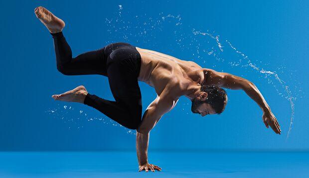 Beim Movement arbeitet man nur mit seinem eigenen Körpergewicht