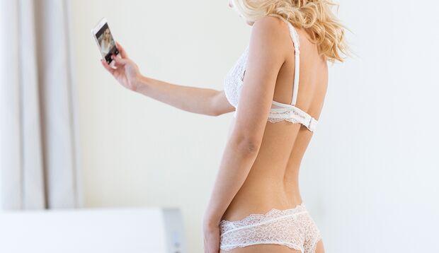 Beim Sexting können Grenzen auch mal überschritten werden