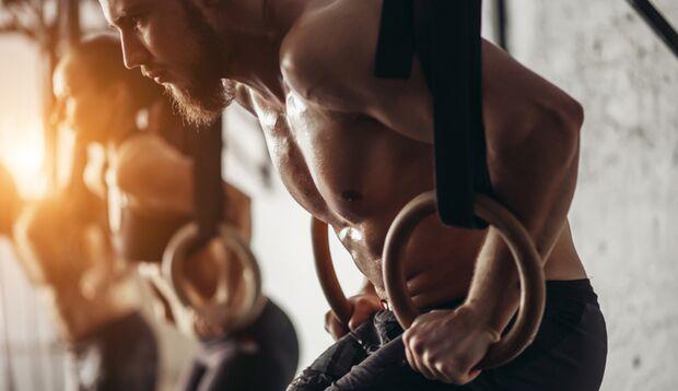 Beim Training zählt Konzentration und Fokus