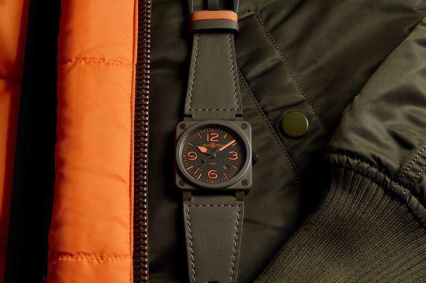 Bell & Ross BR03-92-MA1