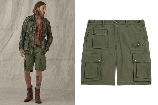 Belstaff Cargo-Shorts