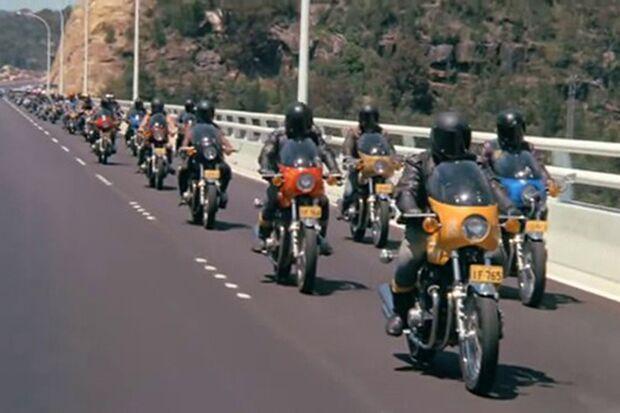Berühmte Filmautos, Bikes & Trucks