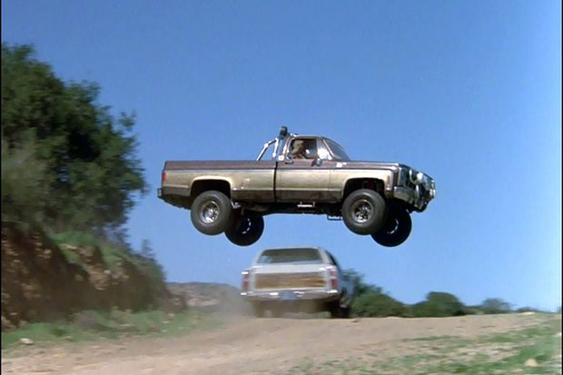 Berühmte Filmautos & Trucks