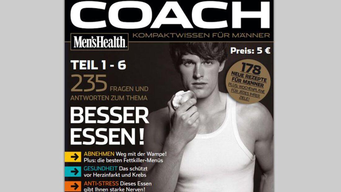 Besser essen: Der COACH 02/09 jetzt auch als Download
