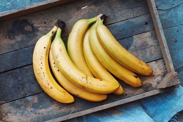 Bester Pre-Workout-Snack: Bananen