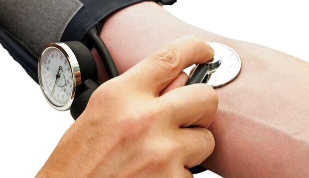 Beta-Rezeptoren-Blocker gegen Bluthochdruck
