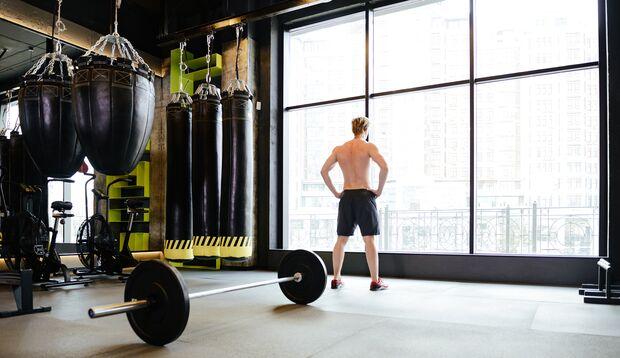 Bevor Sie gefrustet hinwerfen, überlegen Sie sich im Vorfeld, wie viel Zeit Sie pro Woche fürs (Split-)Training haben