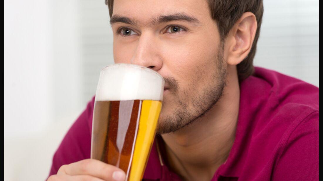 Bierverkostungen können Sie zu Hause einfach selber veranstalten