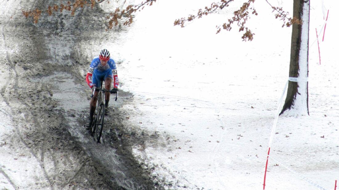 Bike-Spaß im Winter mit Cyclocross