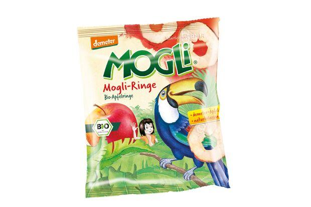 Bio-Apfelringe von Mogli