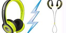 Bluetooth-Kopfhörer im Sport-Test