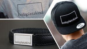 Bolzplatzkind Outfit