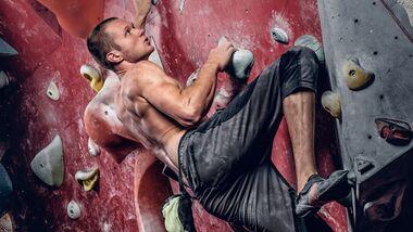 Bouldern: das perfekte Ganzkörpertraining!