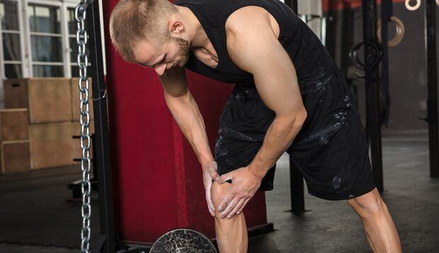 Brechen Sie beim Pistol-Training nichts übers Knie – bei Schmerzen müssen Sie sofort aufhören!