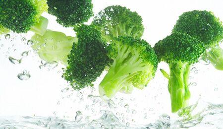 Brokkoli enthält viele Vitamine
