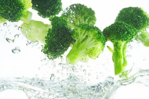 Brokkoli gehört zur gesunden Ernährung dazu