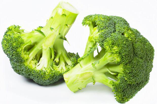 Brokkoli gilt als Krebskiller