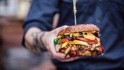 Burger geht auch gesund