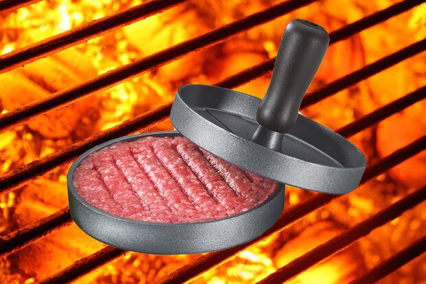 Burgerpresse von Küchenprofi