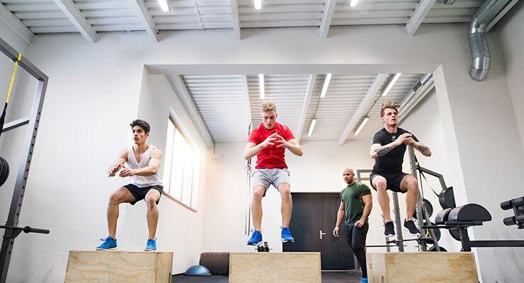Burpees bringen Ihre Fitness auf die nächste Stufe.