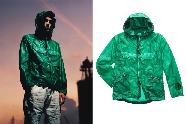 C.P. Company Nyber Special Dyed Goggle Jacket Artikel