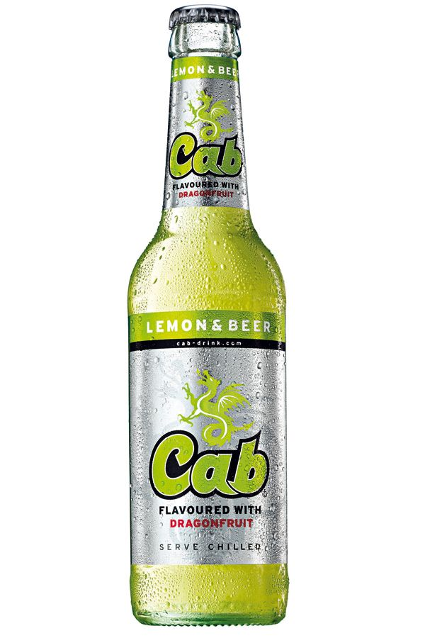 Cab Lemon & Beer