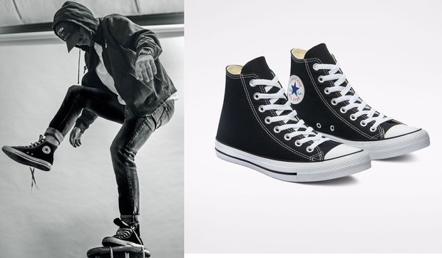 Canvas-Sneaker FW 2021 / Converse