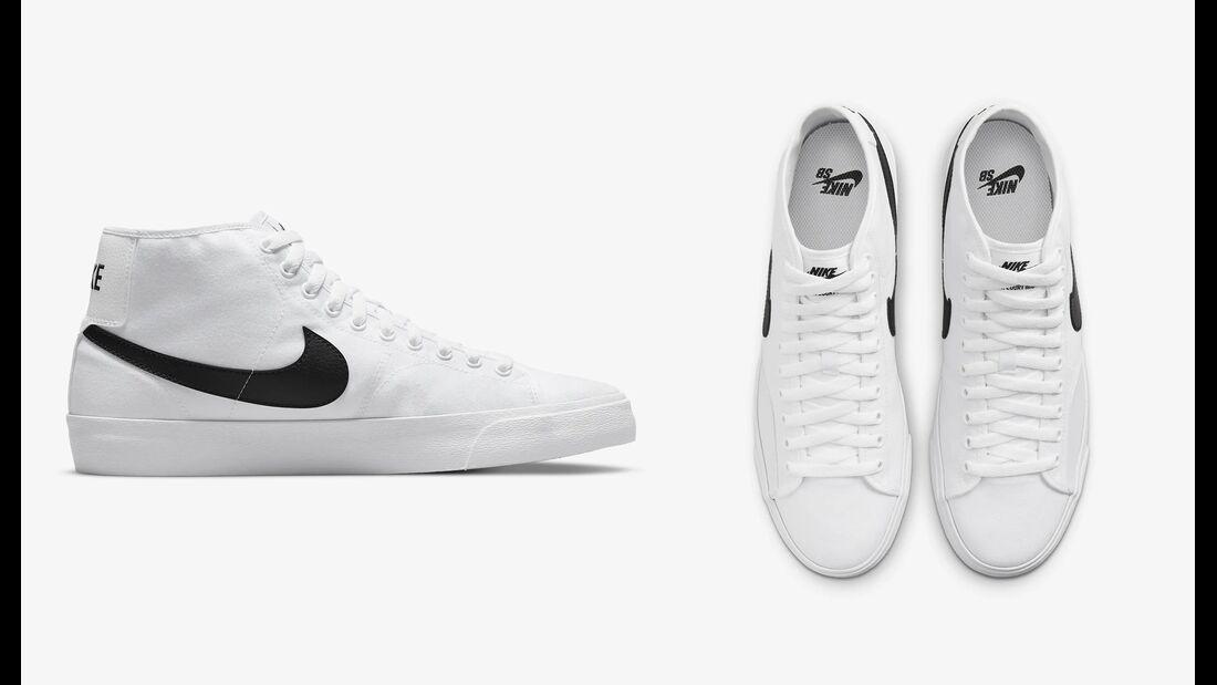Canvas-Sneaker FW 2021 / Nike Blzr