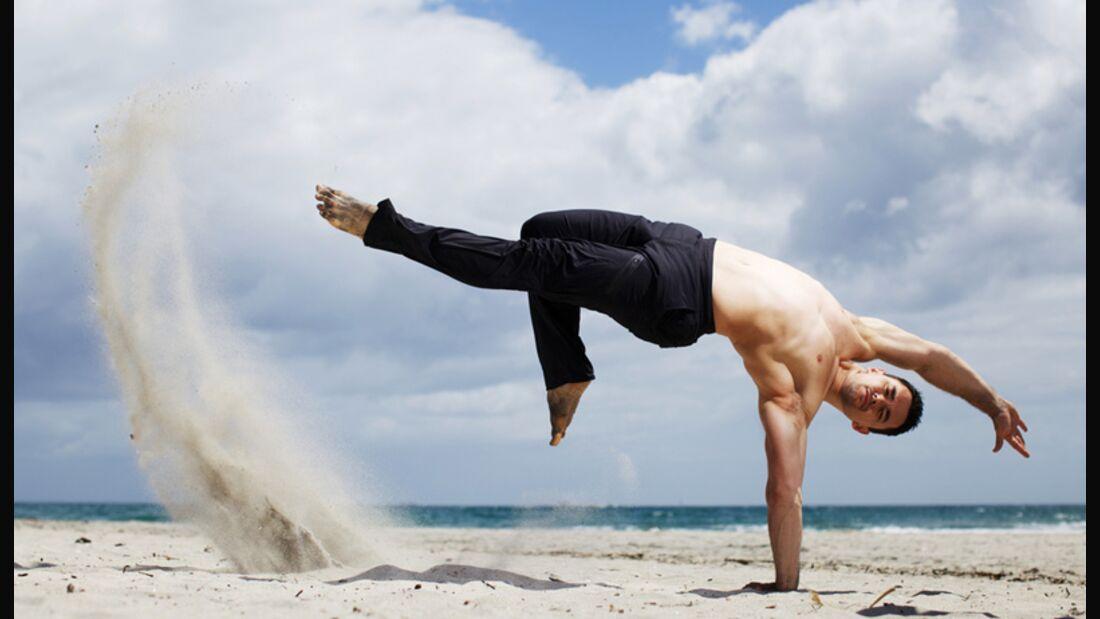 Capoeira: Brasilianischer Kampfsport